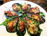 Mussels Kilpatrick