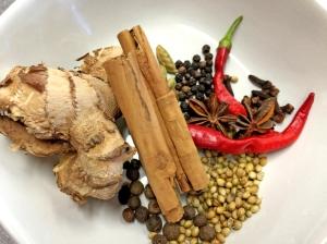 Soup spices.